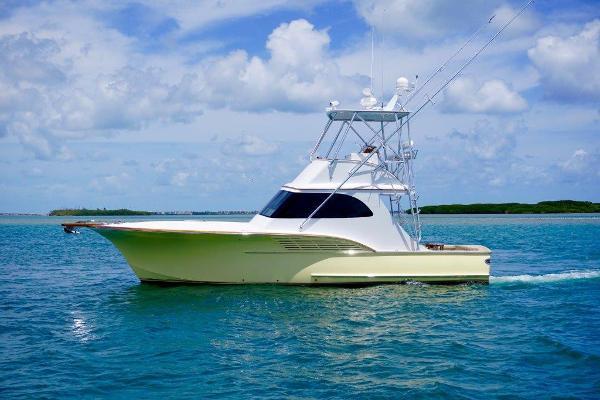 Calyber 35 Sportfish Custom Carolina