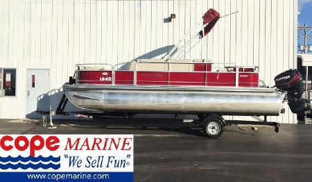 Used Pontoon Boats For Sale In Illinois Boats Com