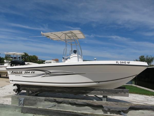 Angler Boats 204 FX