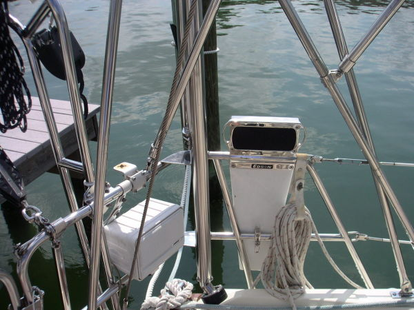 Outboard mount
