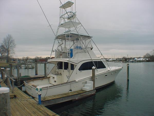 Post 43 Sport Fisherman