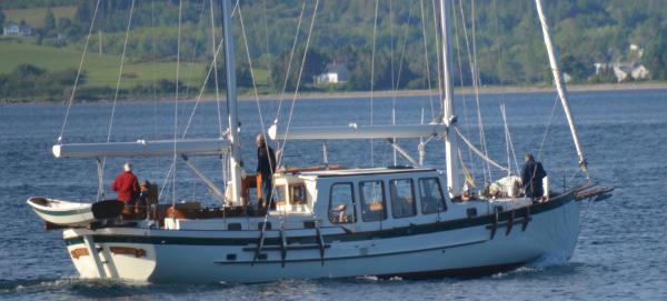 Covey Island Herreshoff Profile