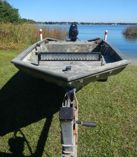 Used jon boats for sale in Florida - boats.com