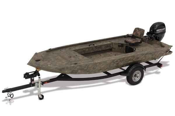 Tracker Grizzly 1548 T Sportsman
