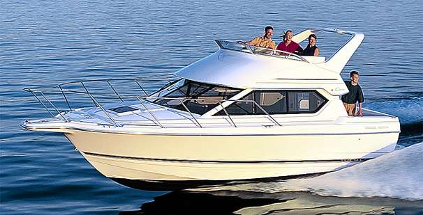 Bayliner 2858 Ciera Command Bridge Manufacturer Provided Image