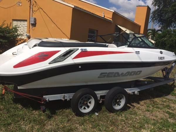 Sea-Doo Sport Boats Utopia 205 Sea-Doo Sport Boats Utopia 205