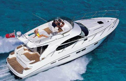 Sealine F42/5 Manufacturer Provided Image: F42/5