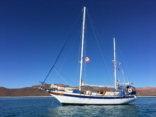 Formosa Island Trader Ketch