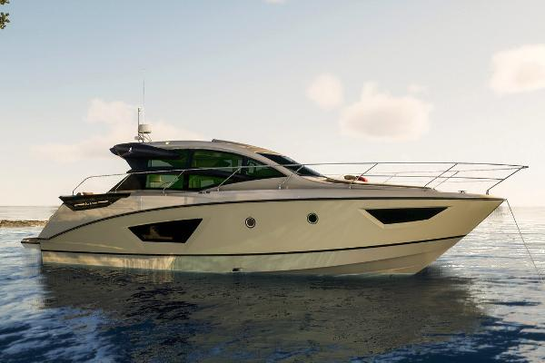 Beneteau America Gran Turismo 50 Sportfly Manufacturer Provided Image