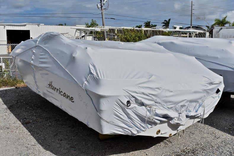 Hurricane SUNDECK SPORT SS 188 OB