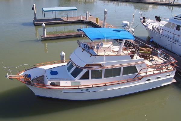Island Gypsy 44 Flush Deck MAIN