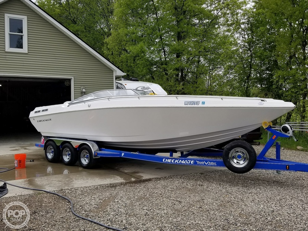 Checkmate Boats Inc ZT280 2018 Checkmate ZT280 for sale in Ortonville, MI