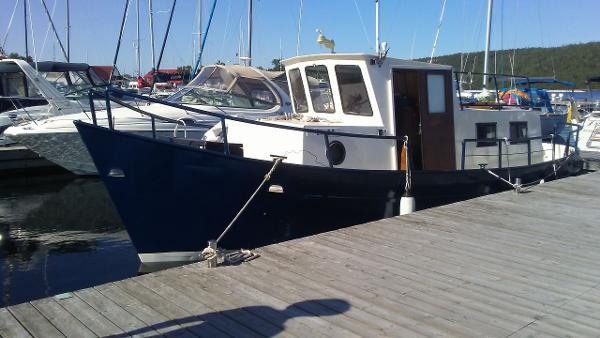 Custom Pleasure Trawler