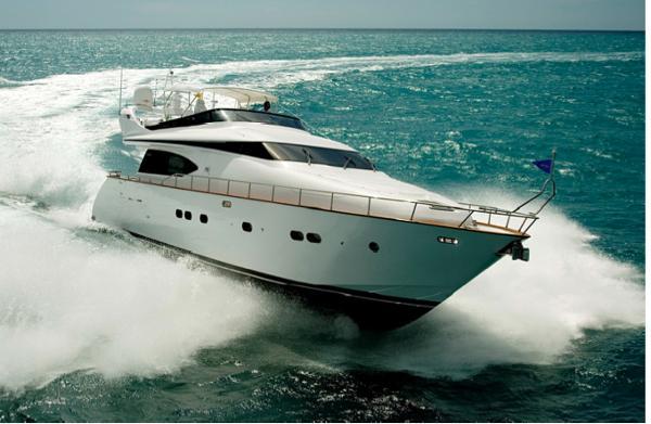 Fipa Italiana Yachts Maiora 20s