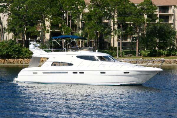 Sealine T51 Profile