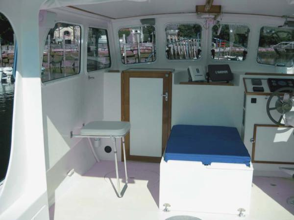 Jumpseat Opposite Helm