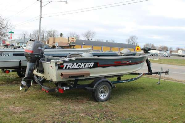 Tracker Pro Deep | New and Used Boats for Sale