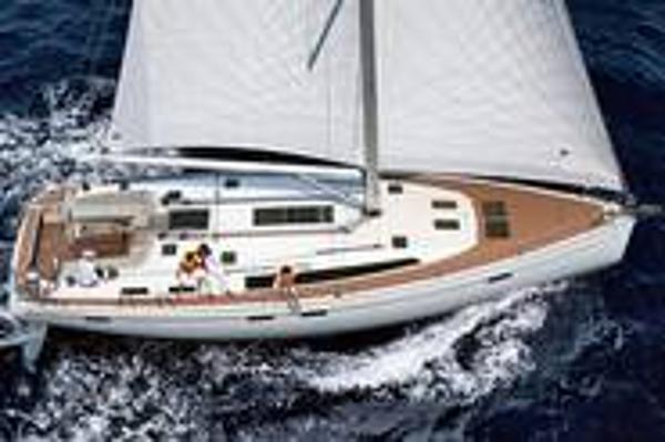 Bavaria Cruiser 51 Aerial View