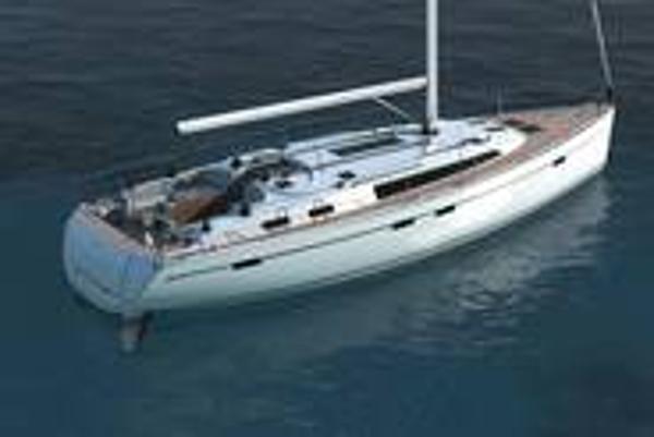 Bavaria Cruiser 51 Stern