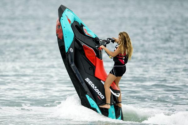 Sea-Doo Spark Trixx Manufacturer Provided Image