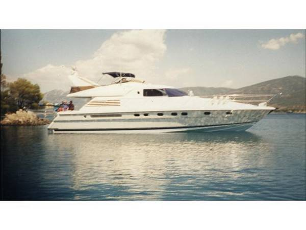 Fairline 62 Squadron Photo 1