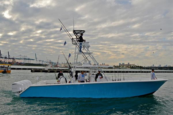 seahunter 45FT Sea Hunter 2014- Profile