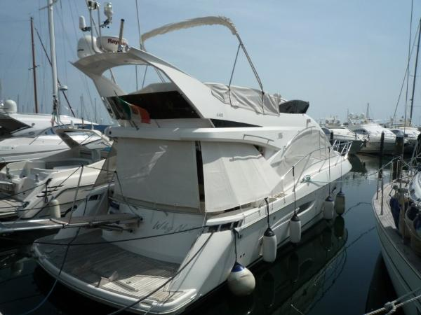 Galeon 440 Fly Galeon 440 Fly - YEAR 2005 - TIMONE YACHTS DEALER