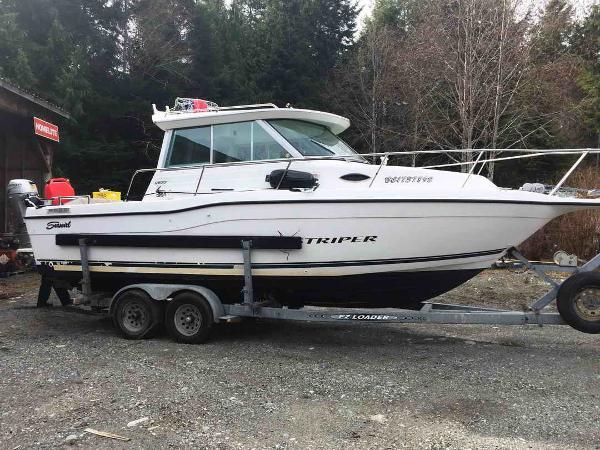 Striper Saltwater Fisher/Sport Cruiser