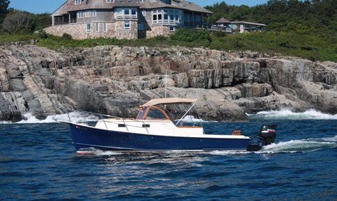 Seaway 24 Seafarer