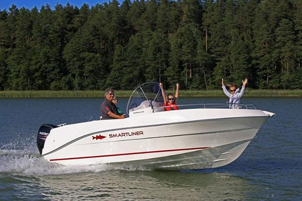 Smartliner New Sunbreeze 525 Open Having Fun