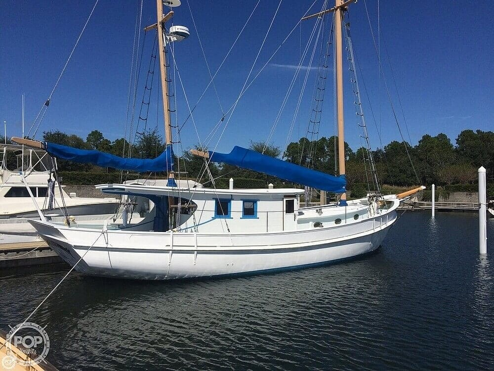 Corsair Marine 48 1997 Corsair Custom 48 for sale in Elberta, AL