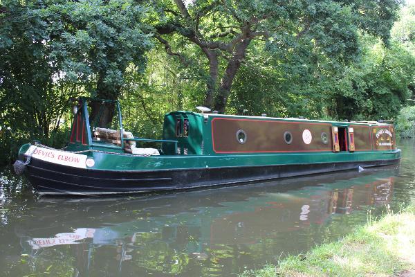 Narrowboat Tug 48' Midland Canal Centre