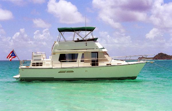 Sabreline 36 Fast Trawler