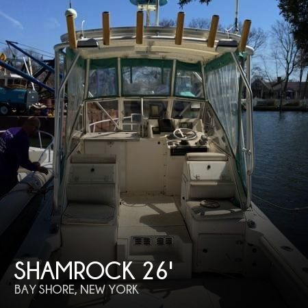 Shamrock 260 Express Fish 1994 Shamrock 260 Express Fish for sale in Bay Shore, NY