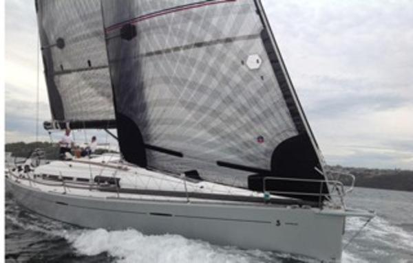 Beneteau First 45 Racing Beneteau First 45-Under sails