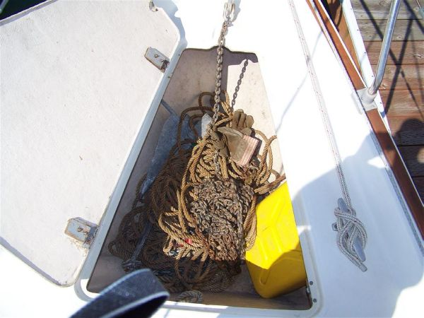 Huge Anchor Locker