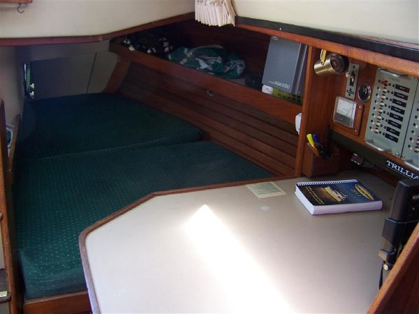 Large Quarter Berth