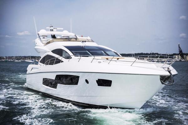 Sunseeker Sport Yacht 80