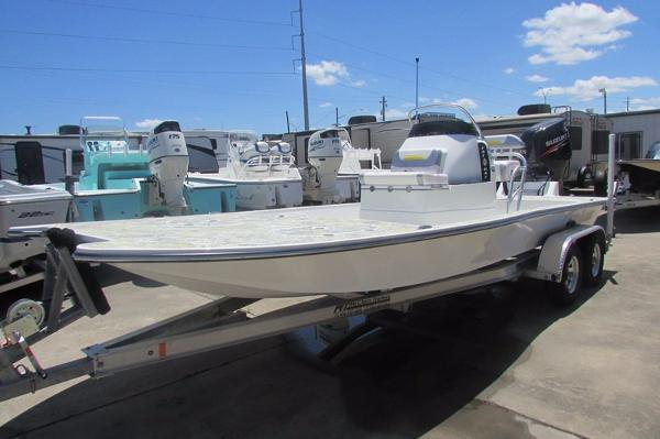 Fat Cat Boats CB 21 Manta Ray