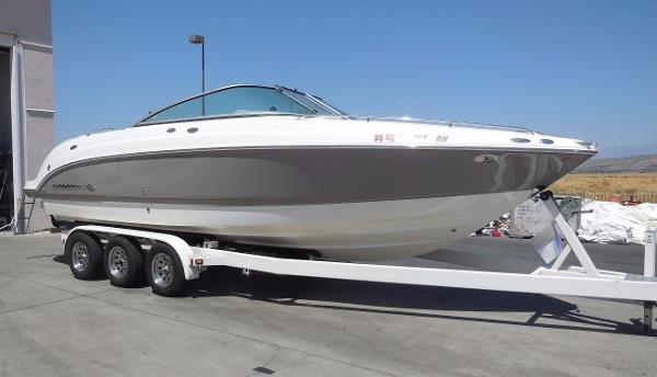 Chaparral 256 SSi