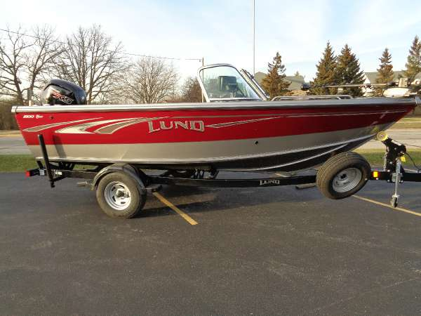 2018 Lund 1800 Tyee, Hales Corners Wisconsin - boats.com