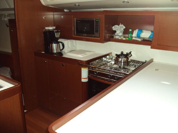 Moorings M54.5 Galley