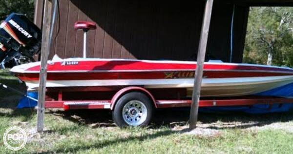 Allison Boats Xb-2002 1988 Allison XB 2002 for sale in Moss Point, MS