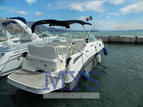 Sea Ray 255 DA Sundancer SEA RAY 255 DA SUNDANCER (12)