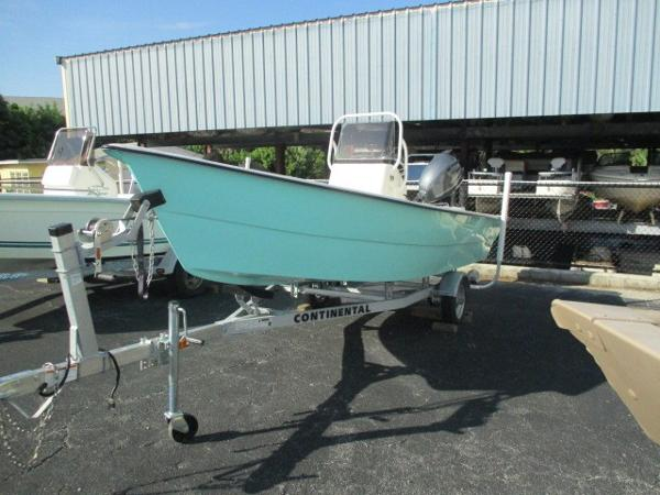 Stumpnocker 164 Sports Skiff