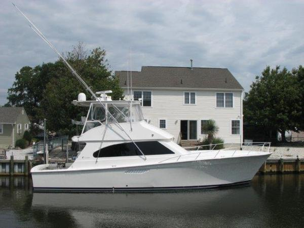 Egg Harbor 50 Sport Yacht Profile