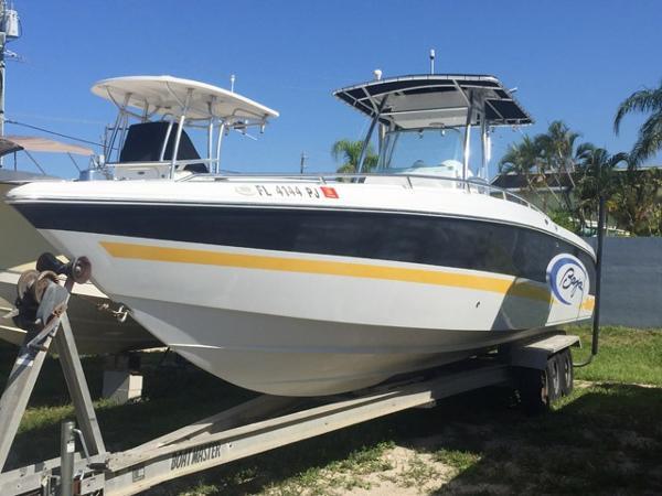 Baja 340 Sport Starboard Aft Quarter