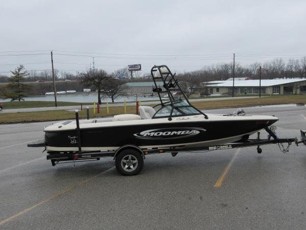 Moomba Outback LS/SK