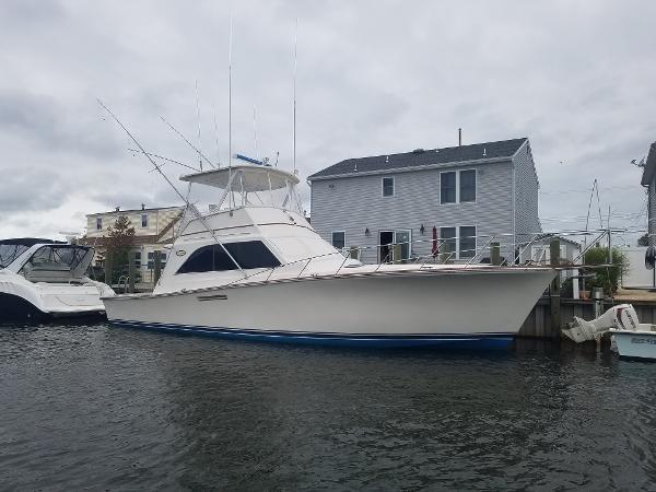 Ocean Yachts 46 Super Sport