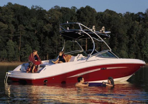 Sea Ray 230 Select Manufacturer Provided Image